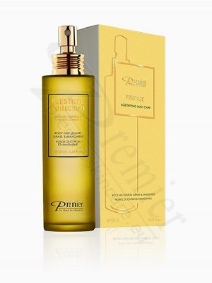Body Mist Lemon Grass & Mandarain